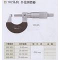 日本三豐Mitutoyo 102-301 外徑分厘卡 外徑測微器 0-25mm 請詳閱商品描述