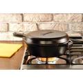 鑄鐵鍋、荷蘭鍋 Lodge 三件組  美國製造、鐵鍋、生鐵鍋、矽膠、隔熱套