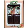 美兒小舖COSTCO好市多代購~TREE TOP 樹頂 果茶組-蜂蜜檸檬甘菊+蜜桃烏龍茶(2公升x4瓶)