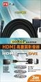 HDMI-DVI 3MMD 影像線3米