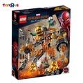 樂高 LEGO 76128 蜘蛛人 Molten Man Battle  玩具反斗城