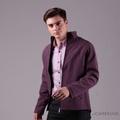 ROBERTA諾貝達 都會機能 輕薄防潑水夾克外套 紫色