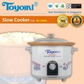 Toyomi HH 3500A Slow Cooker with High Heat Pot 3.2L