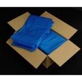 新料 600張/箱【藍色】特大 65X80cm 清潔袋 塑膠袋 垃圾袋 包裝袋 半透明袋 ☆ 免運費