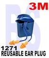 BANSOON 3M 1271 Reusable Ear Plug (5set Bundle)