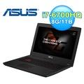 ASUS 華碩 FX502VM-0062A 15.6吋 電競筆電
