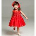 《童伶寶貝》MG036-周歲禮服女寶寶嬰兒滿月 白色禮服 花童 彌月周歲拍照寫真 造型服