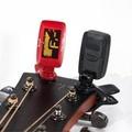 Enya brand Clip-on Tuner Digital Tuner for Chroatic , Guitar Tuner , Bass Tuner , Ukulele Tuner , LED Screen 3 Color Screen Light