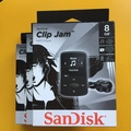 SanDisk SanDisk Clip jam 8G sports money MP3 belt clip ultra light packet mail