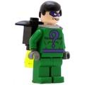《Brick Factory》樂高 第一代 謎天大聖 人偶 The Riddler LEGO 7785 7787 蝙蝠俠