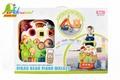 【Playful Toys 頑玩具】鋼琴學步車2301A (助步車 幼兒學步車 多功能學步車 兒童玩具 早教益智啟蒙 音樂學步車)