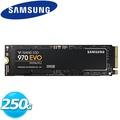Samsung 970 系列 970 EVO SSD-250GB (M.2,PCIe/MZ-V7E250BW)