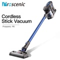 Proscenic P8 Vacuum Cleaner Big Suction Long Lasting Rechargeable Bagless Stick Handheld Vacuum Cleaner Portable Vacuum