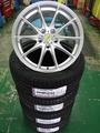 {順加輪胎}類RAYS G25 17吋5孔114.3 + N8000 215/45/17 另可搭配其他輪胎(整組完工價)