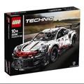 《已組裝 2手》LEGO 42096 Porsche 911 RSR