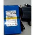 12V 高容量 鋰電池 4800MAH 可充電池