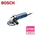 【BOSCH 博世】4英吋砂輪機(GWS 6-100)
