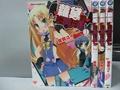 【書寶二手書T3/漫畫書_MQC】蘿黛的後宮玩具_1~4集合售_葉賀