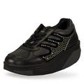 METAFIT 時尚健康鞋-限量系列-20-極緻黑