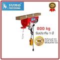 รอกไฟฟ้า รอกสลิงไฟฟ้า รุ่น PA800 SUMO Electric hoist Model PA800 SUMO