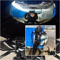 RiderScan 後視鏡 輔助鏡 照後鏡 後照鏡 前移 風鏡 廣角鏡 XMAX Force TMAX SMAX R3