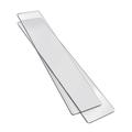 654558 長條透明壓克力板(長條刀模使用,2片入)