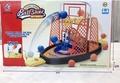 【阿LIN】900627 71788雙人籃球 遊戰 籃球桌遊 NBA 投籃機 雙人版籃球架 籃球台 親子互動 桌面遊戲