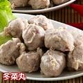 【魚丸、火鍋料】史家庄★冬菜丸(300g)