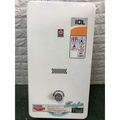 櫻花牌10L瓦斯熱水器SH-8205RK 櫻花牌 屋外型熱水器 桶裝瓦斯專用 二手熱水器 中古熱水器 B172-予新傢俱