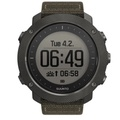 Suunto Traverse Alpha Foliage SS022292000 GPS/Glonass Watch With Versatile Outdoor Functions For Fis