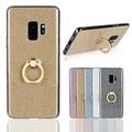 OPPO R11S/R11S Plus、R11/R11 Plus Ring glitter Bracket case cover