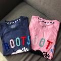 3~10歲 ROOTS童裝 ROOTS男生短袖 ROOTS女生短袖 ROOTS情侶款 ROOTS情侶 ROOTS親子裝