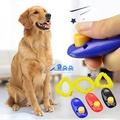 寵物響片 響片訓練 Clicker專業寵物訓練用 訓犬 貓狗鳥寵物居家訓練響片 人魚朵朵 現貨 長期