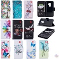 Sony Xperia XA2、 XA2 ULTRA   Painted Leather Case
