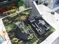士官長福利社~ 砂輪機支架座 砂輪機固定架 角磨機支架 砂輪機專用切台