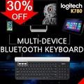 [Logitech] K780 / K400 Plus/K480/K380 Bluetooth Multi-Device Keyboard /Portable Wireless  Keyboard