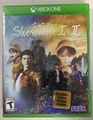 Shenmue I & II (1 & 2) Xbox One (2018) Launch edition