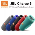 JBL Charge 3 Waterproof Portable Bluetooth Speaker /  4color