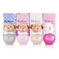 【岡山真愛香水化妝品】KALOO 無酒精寶寶迷你香水4入禮盒 8ML*4