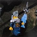 【台中翔智積木】LEGO 樂高 忍者系列 70631 General#1 鯊魚人 附武器(njo381)