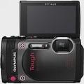 OLYMPUS TG-870 防水相機 (公司貨)-加送專用電池+清潔組+小腳架+讀卡機+保護貼+原廠硬殼包-黑色