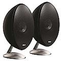 福利品~ 英國 KEF E301 /對 衛星揚聲器喇叭 (黑色款)