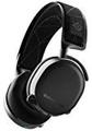 steelseries頭戴式受話器Arctis 7 2019 Edition[黑色][耳機型:超過腦袋一個耳朵事情/兩耳朵事情:兩耳朵事情] YOUPLAN
