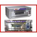 營業用一層二盤電熱烤箱電烘箱另有攪拌機發酵箱烤盤架