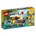 LEGO 樂高 Creator 創意系列 31093 河邊船屋 【鯊玩具Toy Shark】