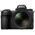 NIKON Z6 + Z 24-70mm f/4 S 公司貨 32G XQD+XQD讀卡機+原廠鋰電池+防潑水相機包