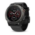 Garmin Fenix 5S Sapphire GPS Watch (Black 42 mm Diameter)