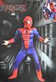 X射線【W370005】蜘蛛人連身肌肉裝,萬聖節服裝/化妝舞會/派對道具/兒童變裝/表演/帕克/復仇者聯盟/cosplay