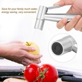 3Pcs Handheld Stainless Steel Bidet Spray Douche Shattaf Hose Holder Set