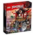 2018 樂高 LEGO  70643 Temple of Resurrection